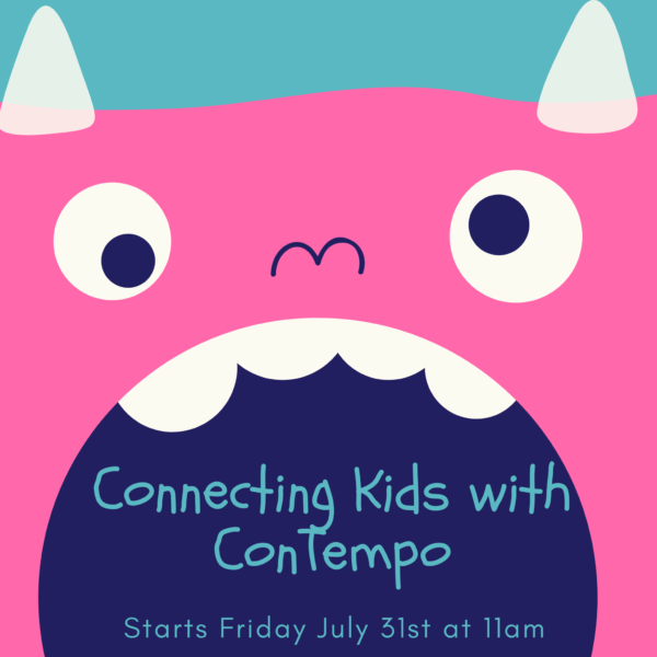 GMR Connecting Kids with ConTempo
