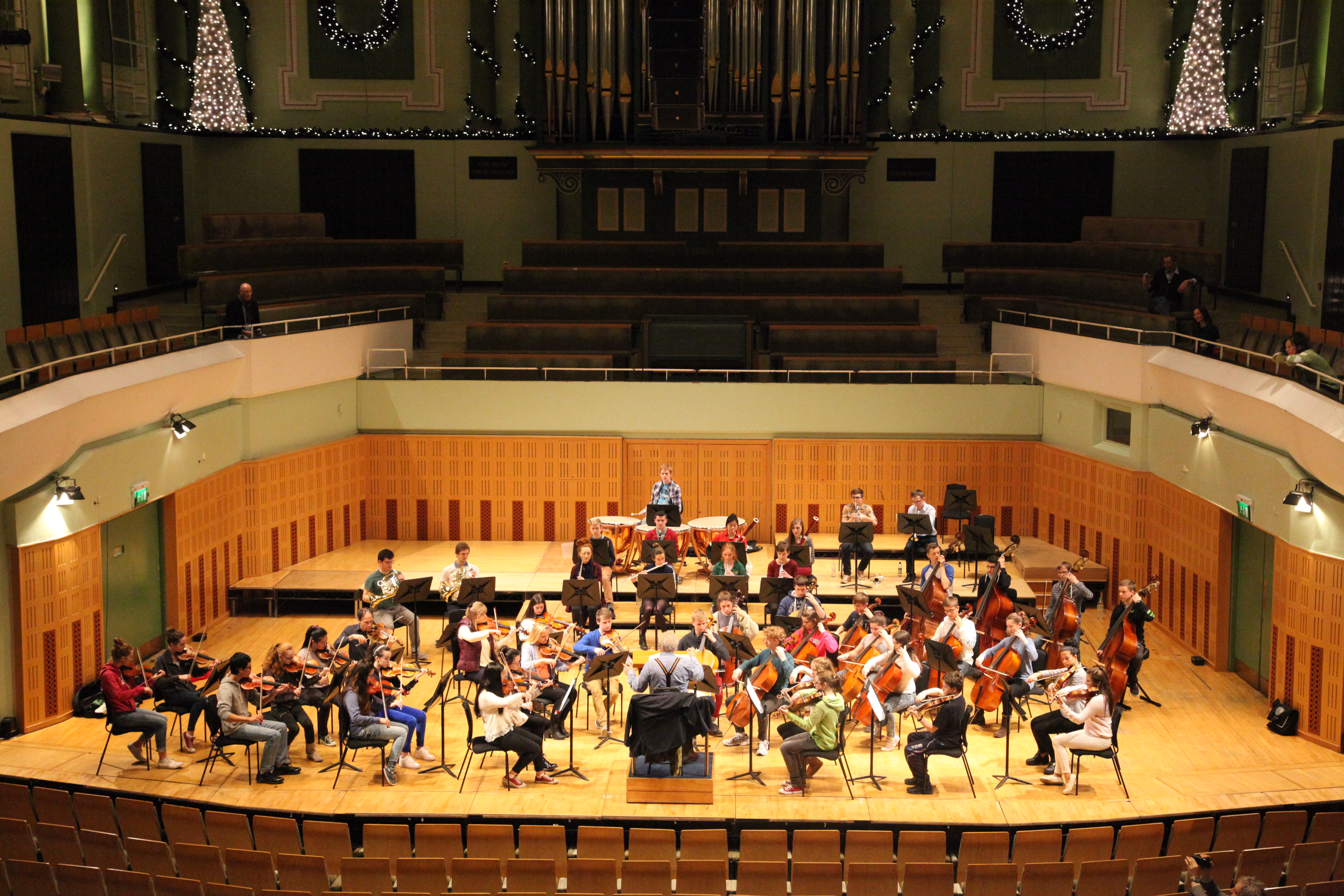 Reviews of the Orchestra of the 18th Century Masterclass - Irish