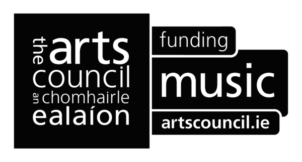 Arts Council funding music logo