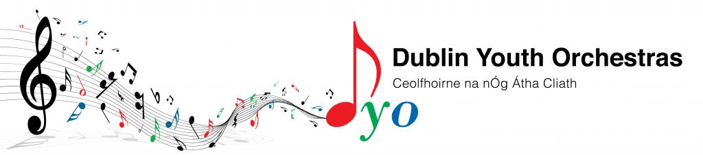 Dublin Youth Orchestras logo.