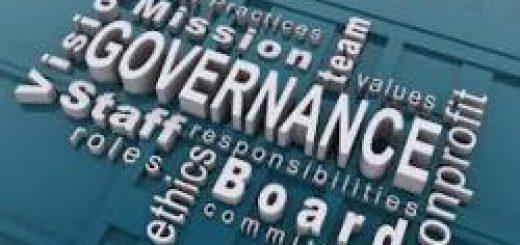 Championing Governance logo
