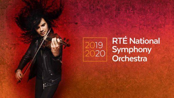 RTÉ National Symphony Orchestra 2019-2020 season programme cover
