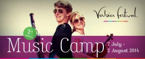 Verbier Festival Music Camp 2014